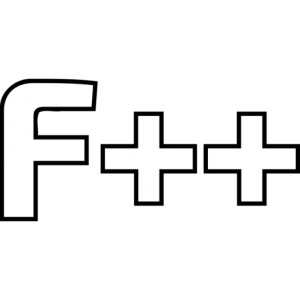 Fun++ Abbreviated Logo