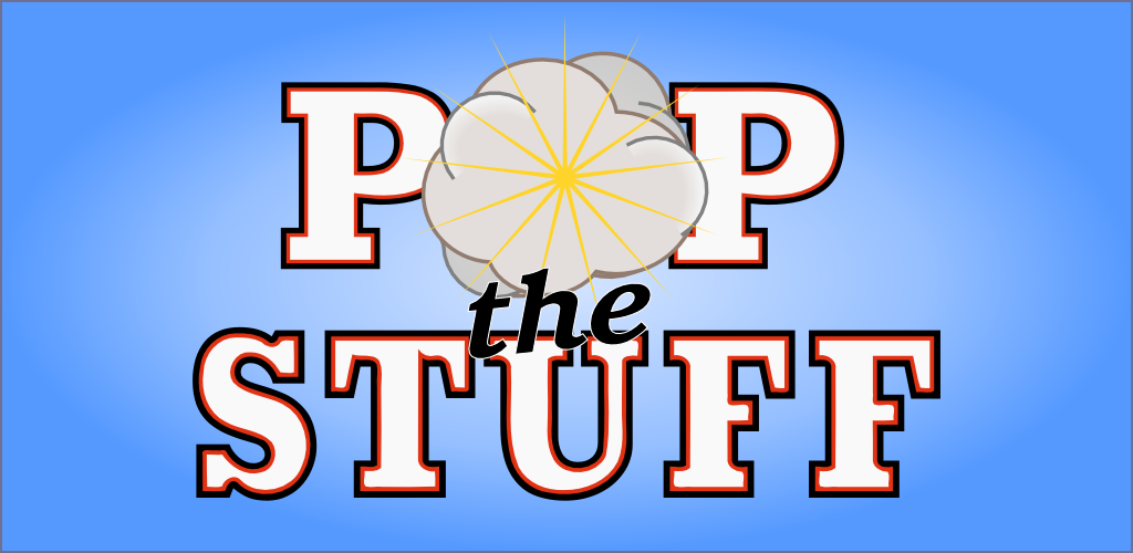 Pop the Stuff logo